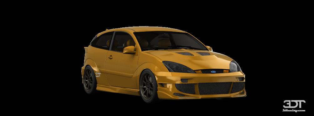 Ford SVT Focus'03