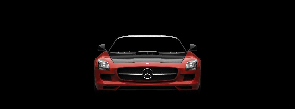 Mercedes SLS AMG'12