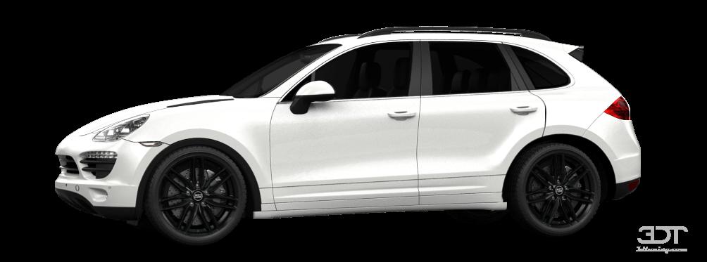 Porsche Cayenne Crossover 2012 tuning