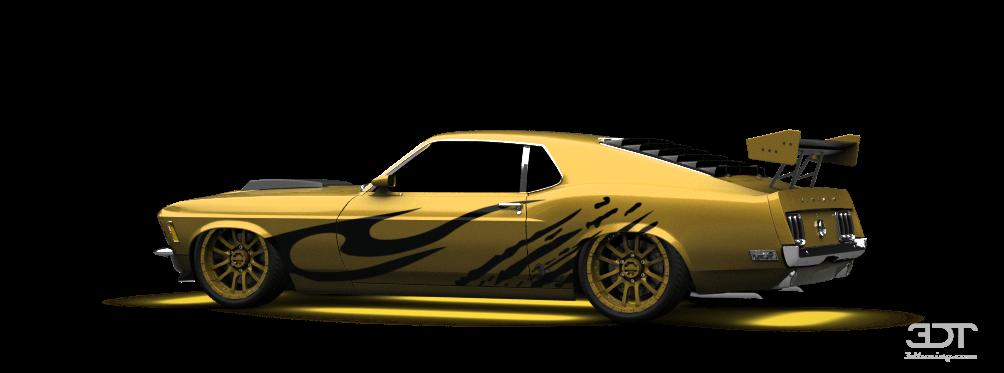 Mustang Boss 429'69