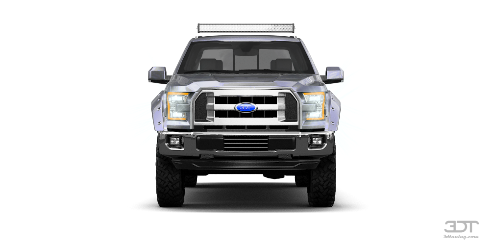 Ford F-150 SuperCab'15