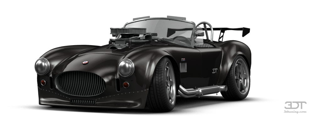Ford Racing Parts >> 3DTuning of Ford Shelby Cobra Convertible 1961 3DTuning ...
