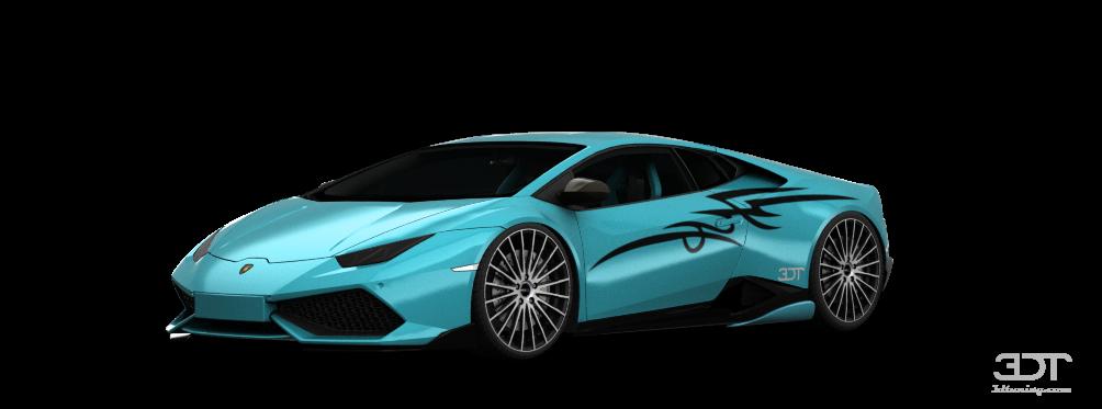 My Perfect Lamborghini Huracan