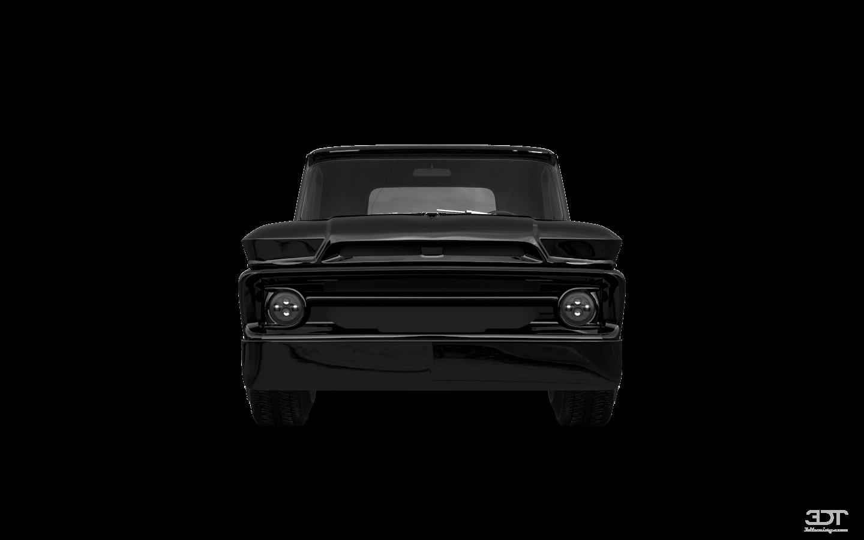 Chevrolet C-10'62