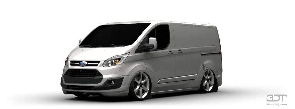 3DTuning of Ford Transit Van 2013 3DTuning.com - unique on ...