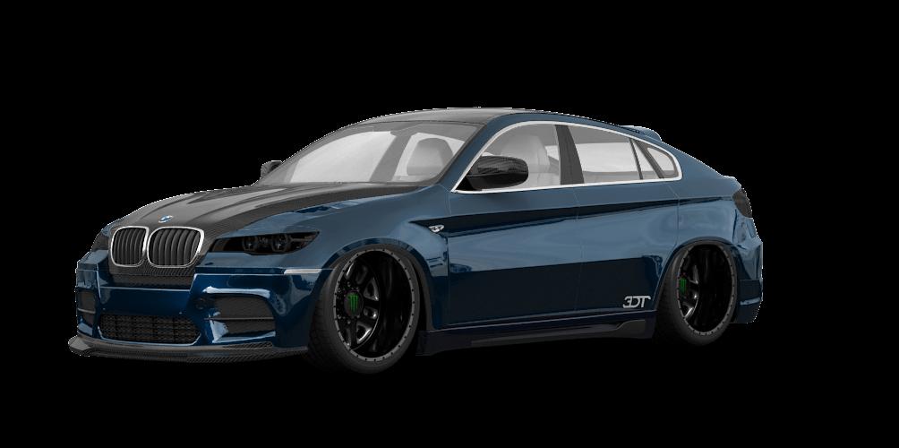 BMW X6 Crossover 2013 tuning
