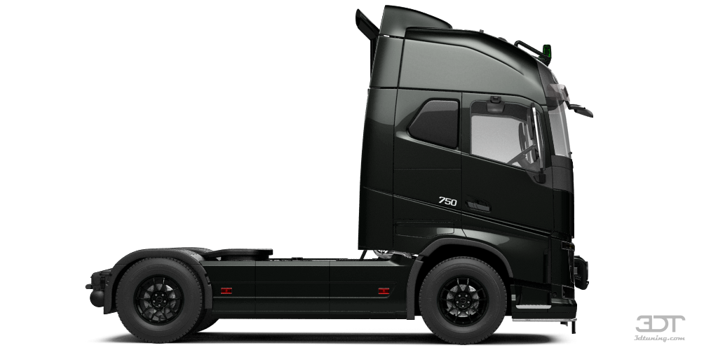 My Perfect Volvo Fh16 Globetrotter Xl Cab