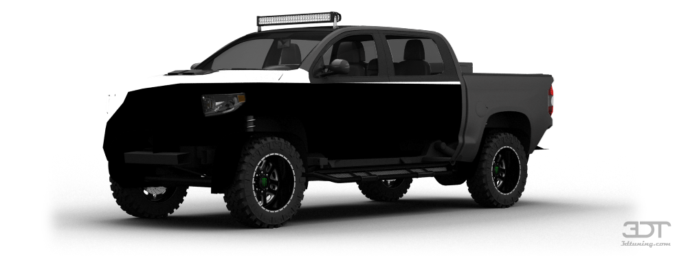 Toyota Tundra Limited Truck 2014 tuning