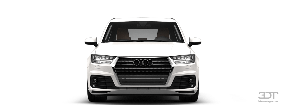 my perfect under construction audi q7