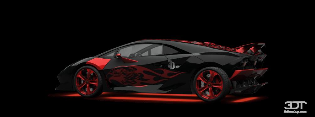 Lamborghini Sesto Elemento 11 By Mohammed Diallo