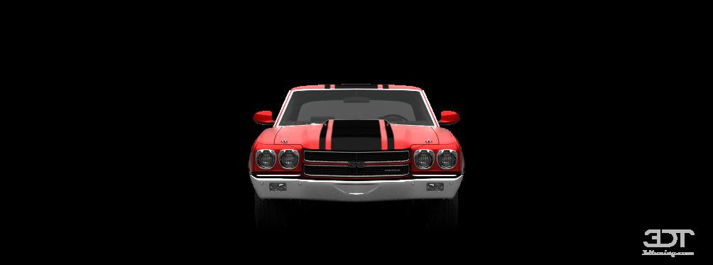 Chevrolet Chevelle SS-454'70
