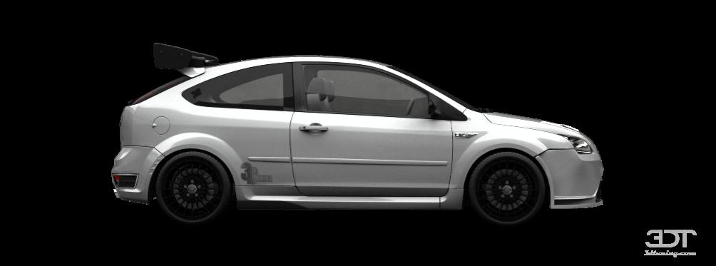 Ford Focus  ST 3 Door Hatchback 2007 tuning