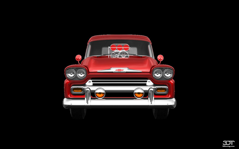 Chevrolet Apache'58