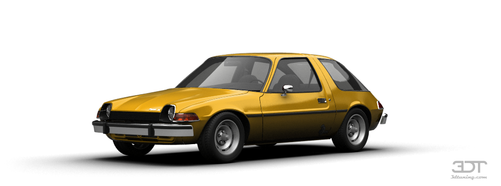 AMC Pacer X 3 Door Hatchback 1975 tuning