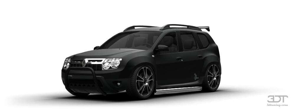 3DTuning of Renault Duster Crossover 2012 3DTuning.com ...