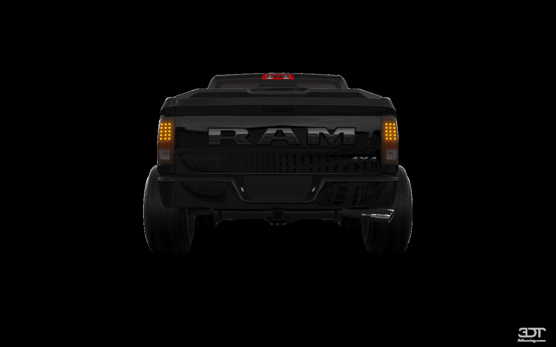 Dodge Ram 1500 Regular Cab 2 Door truck 2014 tuning