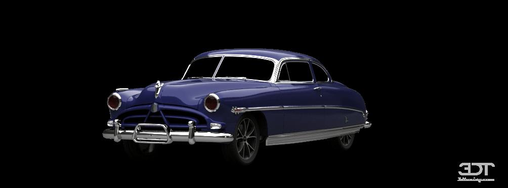 Hudson Hornet Coupe 1952 tuning