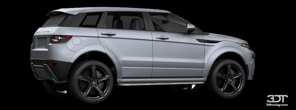 Range Rover Evoque 5 door SUV 2012 tuning