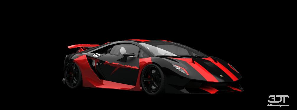 Lamborghini Sesto Elemento 11 By Slick Wolf
