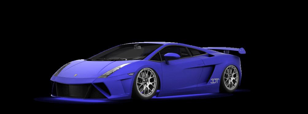Lamborghini Gallardo Coupe 2005 tuning