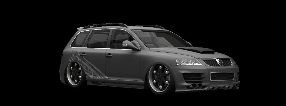 Volkswagen Touareg SUV 2002 tuning