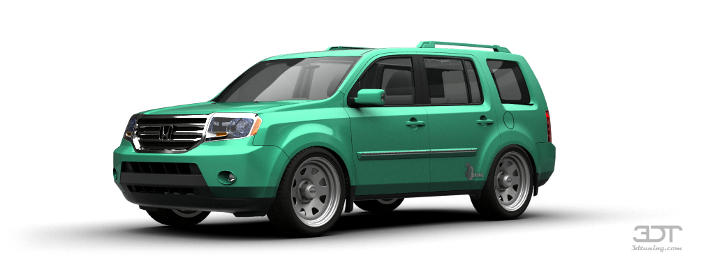 3DTuning of Honda Pilot SUV 2012 3DTuning.com - unique on-line car configurator for more than ...