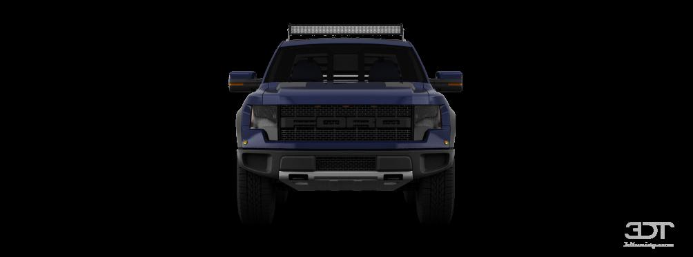 Ford F-150 SVT Raptor RegCab'13