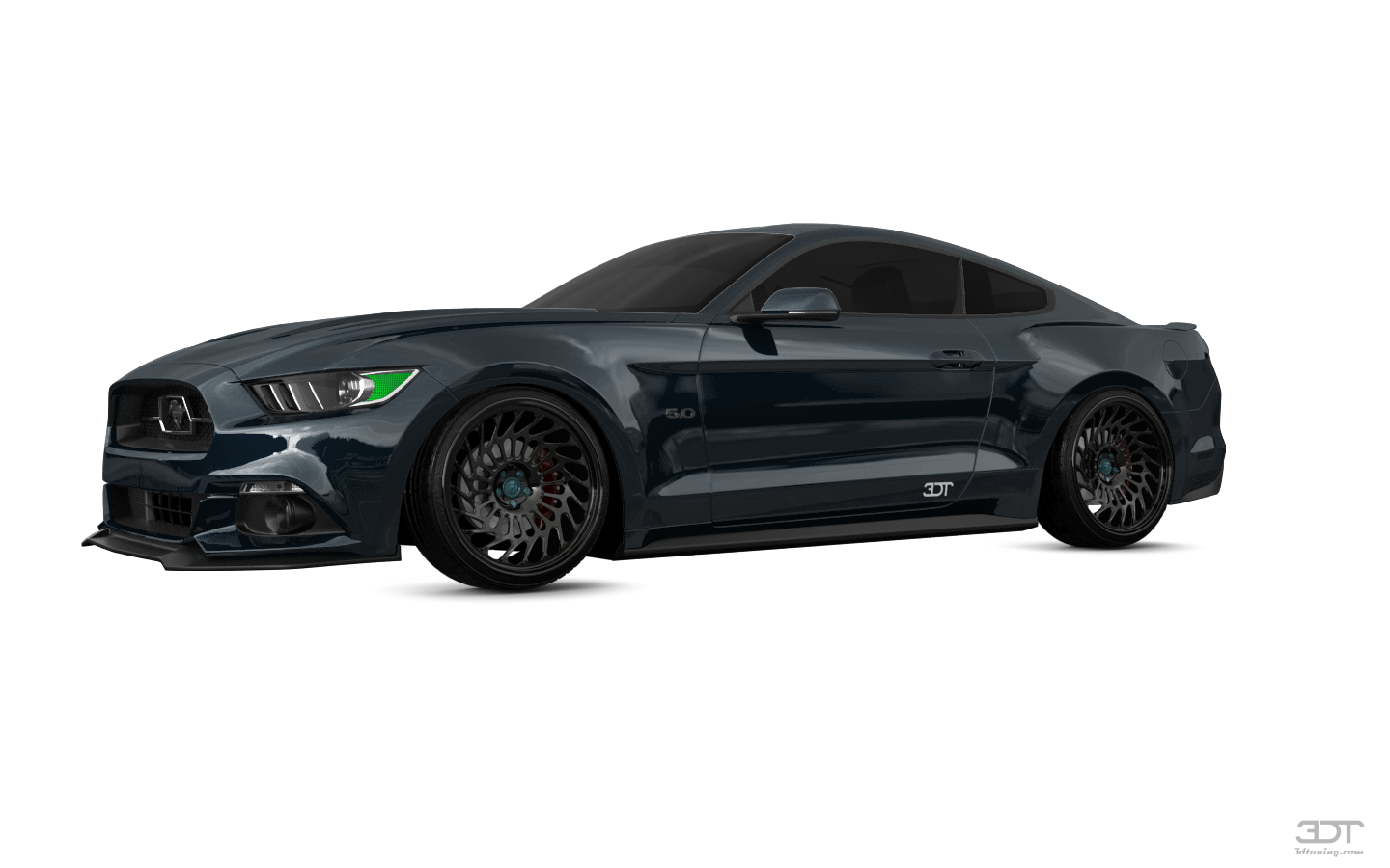 Ford Mustang GT'16