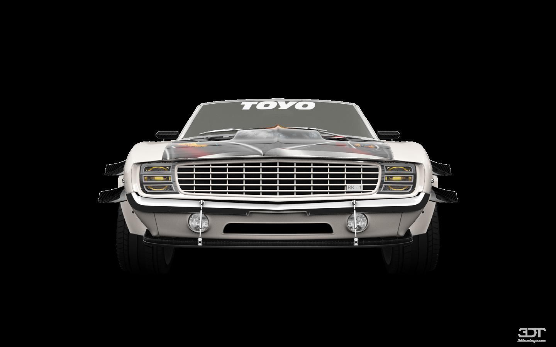Chevrolet Camaro SS 2 Door Hardtop 1969