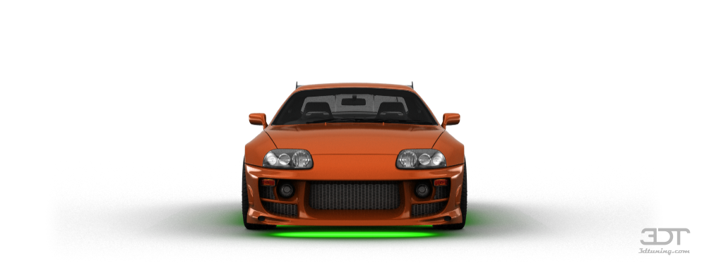 3dtuning Of Toyota Supra Coupe 1998 3dtuning Com Unique
