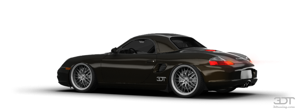 3dtuning Of Porsche Boxster S Coupe 2003 3dtuning Com