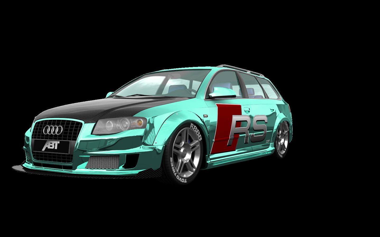 Audi A4 Avant 2006 tuning