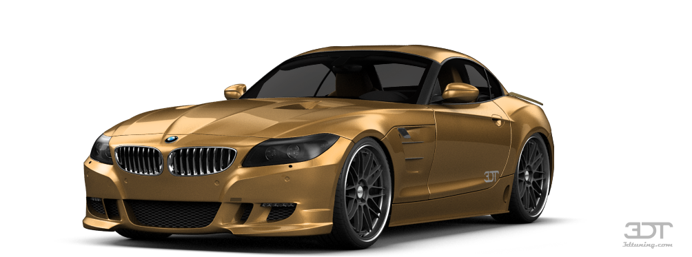 3dtuning Of Bmw Z4 Roadster 2009 3dtuning Com Unique On
