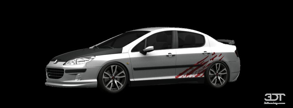 3DTuning of Peugeot 407 Sedan Sedan 2004 3DTuning.com - unique on-line car configurator for more ...