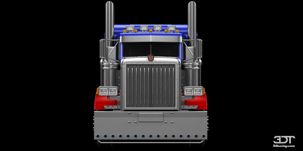 Peterbilt 359 Truck 1987