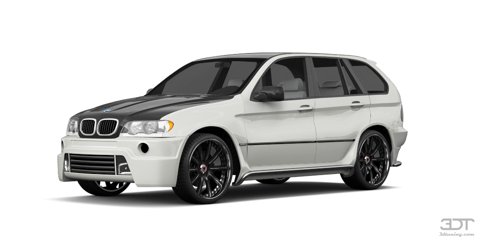 BMW X5 Crossover 2002 tuning
