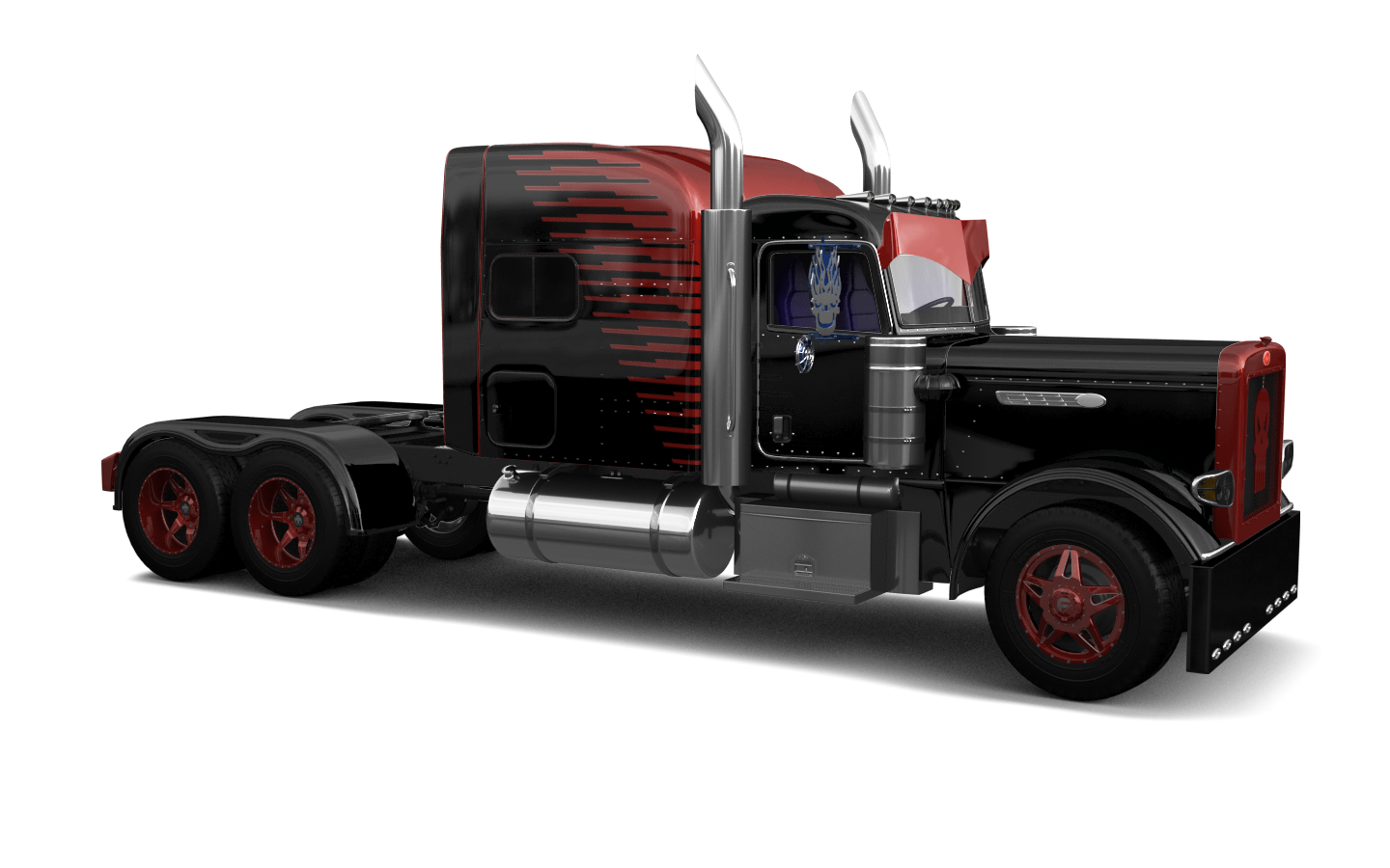 Peterbilt 389 Sleeper Cab'16