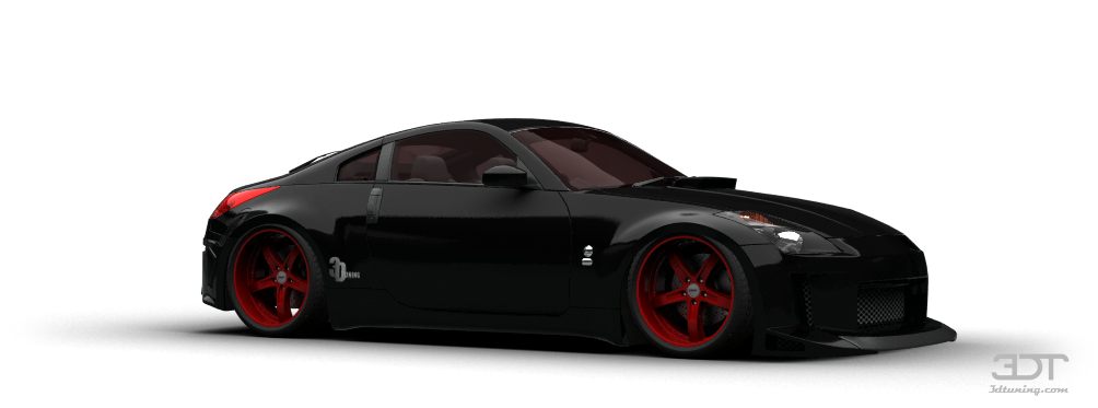 3dtuning of nissan 350z z33 coupe 2003 3dtuning com unique on