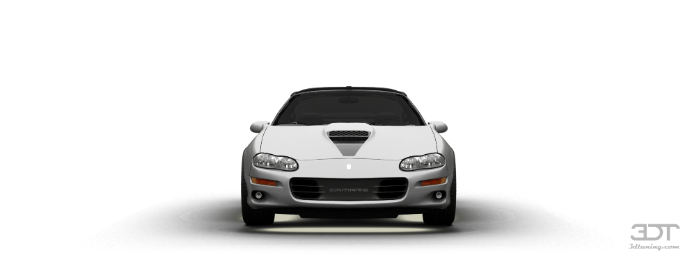 Chevrolet Camaro SS'02