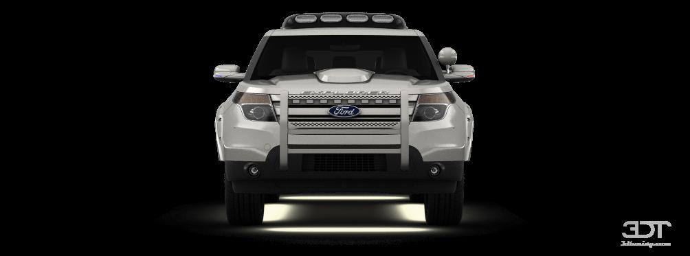 Ford Explorer'11