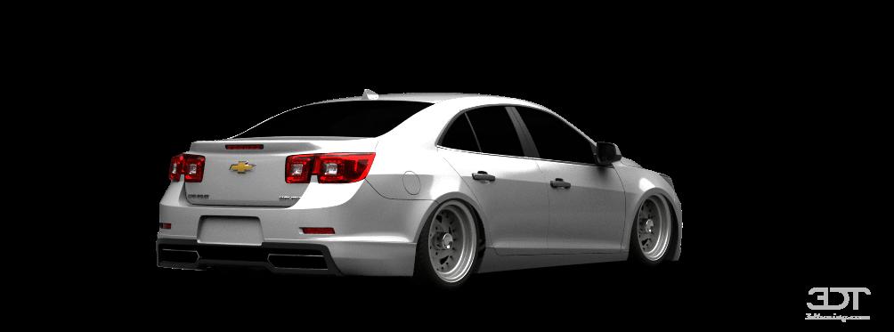3dtuning Of Chevrolet Malibu Sedan 2012 3dtuning Com