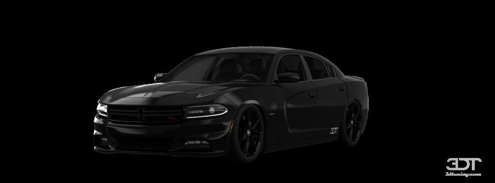 Dodge Charger Sedan 2015 tuning