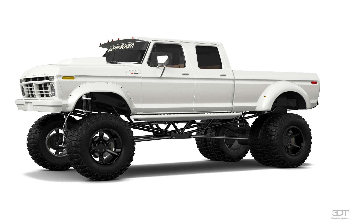 Ford F-350 Dually'73