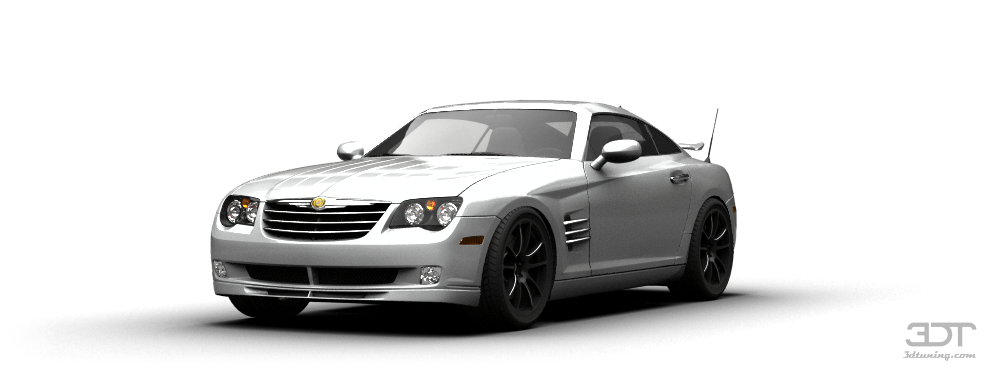 Chrysler Crossfire Coupe 2007 tuning