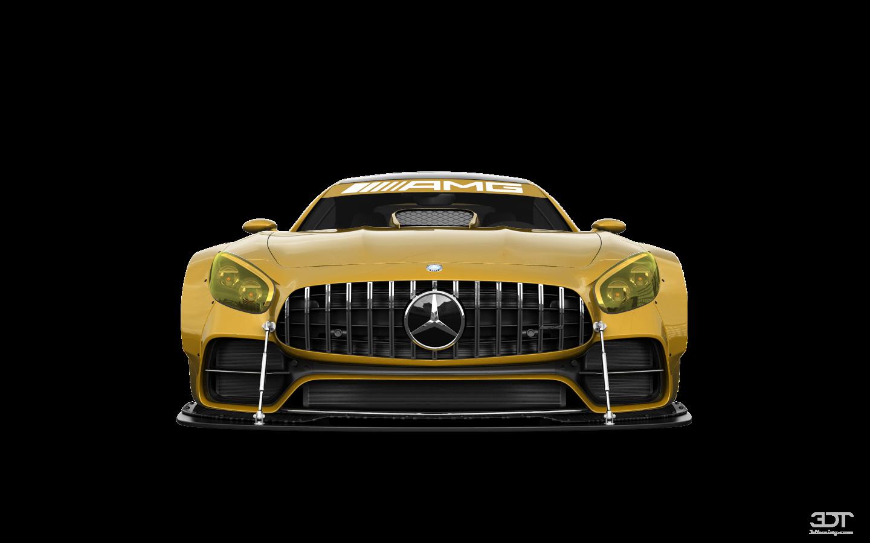 Mercedes AMG GT'16