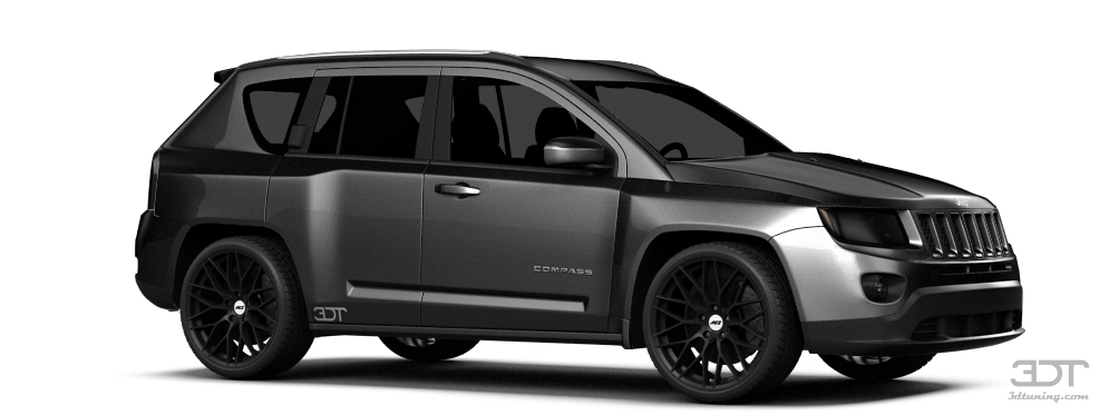 3dtuning Of Jeep Compass Suv 2012 3dtuning Com Unique On