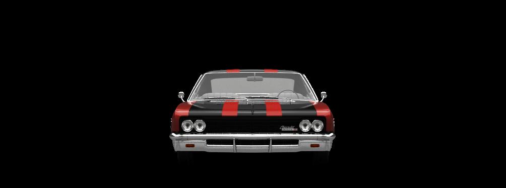 Chevrolet Impala Sport Coupe'66