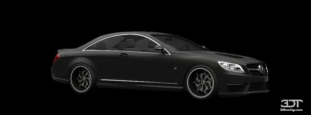 Mercedes CL class'10