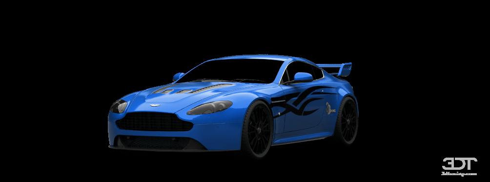 Aston Martin V12 Vantage'10