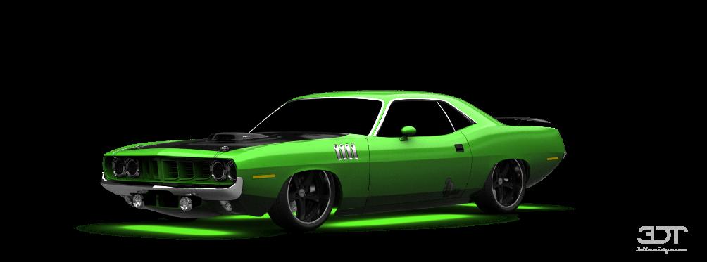 Plymouth Hemi Cuda'71